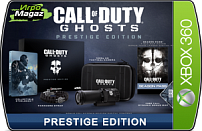 Call of Duty: Ghosts Prestige Edition для Xbox 360