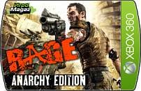 RAGE - Anarchy Edition для Xbox 360