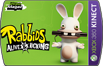 Raving Rabbids: Alive & Kicking для Xbox 360